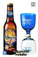 Carte Postale, Boissons, Bière, La Bière En Belgique, Opwijk, Brouwerij Affligem, Affligem De Noël - Comercio