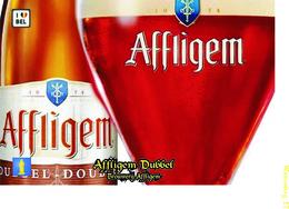 Carte Postale, Boissons, Bière, La Bière En Belgique, Opwijk, Brouwerij Affligem, Affligem Dubbel - Comercio