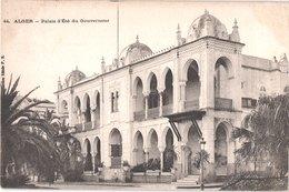 ALGERIE ALGER - PS 44 - Palais D'été Du Gouverneur - Belle - Algiers