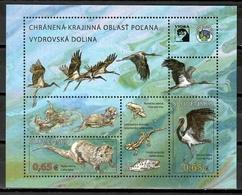 Slovakia 2015 Eslovaquia / Birds Mammals MNH Vögel Säugetiere Aves Mamíferos Oiseaux / Cu10727  4 - Vogels