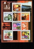 697742932 COMORES POSTFRIS MINT NEVER HINGED POSTFRISCH EINWANDFREI  YVERT BF 182 INNOVATIONS CELEBRES - Comores (1975-...)