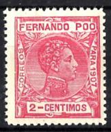 Fernando Poo 153 En Nuevo - Fernando Po