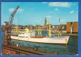 Deutschland; Hamburg; Hafen - Mitte