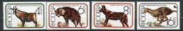 Rhodésie, Yvert 274/277, Scott 367/370, MNH - Rhodesien (1964-1980)