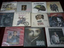 BANDE ORIGINAL DE FILM  °°  BOF   ° COLLECTION DE 60 / 45 TOURS  TOUTES EPOQUES - Colecciones Completas