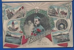 Militaire   Un Bonjour De SPIRE        écrite En 1922 - Speyer