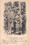 ¤¤  -  LAOS   -  LUANG-PRABANG  -  La Femme D'un Haut Dignitaire Et Sa Nièce    -   ¤¤ - Laos