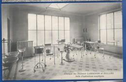 REIMS    Clinique Des Docteurs LARDENOIS Et BILLARD   Salle D'Opération Aseptiques - Reims