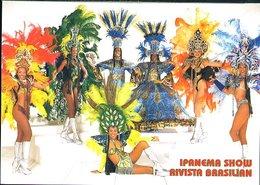 WD230 IPANEMA SHOW , ANIMAZIONI SUDAMERICANE - Danza