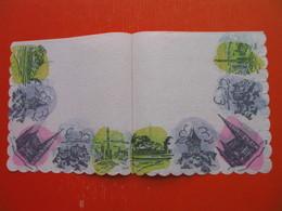 Paper Napkin.Austria:Graz,Salzburg,Wien,Klagenfurt,.. - Serviettes Publicitaires