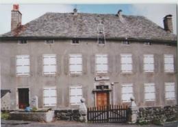 CPM 15 SAINT URCIZE ... Ecole Privée (Livenais 0898) - Autres Communes
