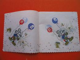 Paper Napkin.MICKEY MOUSE-WALT DISNEY? - Serviettes Publicitaires