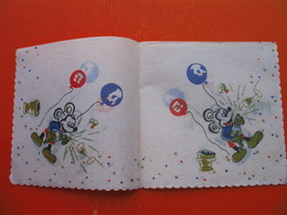 Paper Napkin.MICKEY MOUSE-WALT DISNEY? - Werbeservietten