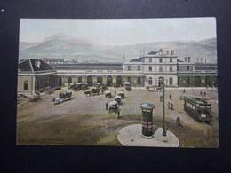 Carte Postale -  GRENOBLE (38) - La Gare - (2508) - Grenoble
