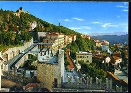 WD244 REPUBBLICA DI S. MARINO , PANORAMA E VISTA DEL GRAND HOTEL - San Marino