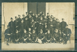 MILITARIA - GROUPE DE MILITAIRES DU 155° - Personnages