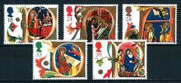 Gran Bretaña Nº Yvert 1574/8 En Nuevo - 1952-.... (Elizabeth II)