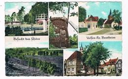 D-8971  UELSEN :  ( Mit Mühle, Windmill, Molen ) - Uelsen