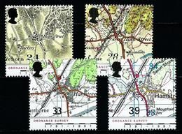 Gran Bretaña Nº Yvert 1568/71 En Nuevo - 1952-.... (Elizabeth II)