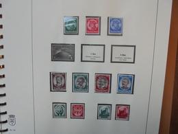 3eme Reich BONNE COLLECTION OBL+NEUVE DONT BLOCS (2346) 2 KILOS 300 - Neufs