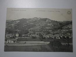 19 Saint Chamant, Vue Générale, La Gare (7708) - France