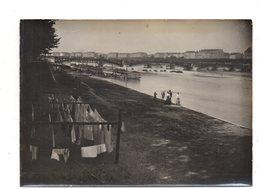 Lyon. Le Pont Des Facultés. Photo Originale 1903. - Sonstige
