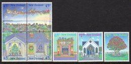 NEW ZEALAND, 1992 XMAS 7 MNH - New Zealand