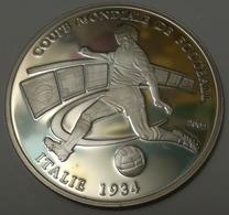 Benin 2002 Coupe Mondiale De Football 1934 1000 FCFA - Benin
