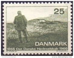 DENEMARKEN 1966 Gezondheid Fluorescrend PF-MNH - Danemark