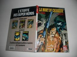 Spider-Man Tonnerre Et Amour - La Mort Du Chasseur - Tonnerre Et Amour  COLLECTION GLENAT   TBE - Spiderman
