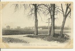 91 - MONTGERON / CROIX DE SAINT MARC - Montgeron