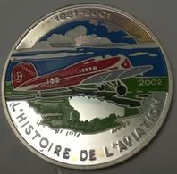 Benin 2002 Histoire De L'aviation - Benin