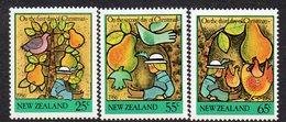 NEW ZEALAND, 1986 XMAS 3 MNH - New Zealand