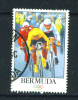BERMUDA  -  1996  Olympic Cycling  30c  FU (stock Scan) - Bermuda