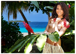 CARTE POSTALE - TAHITI - Tahiti
