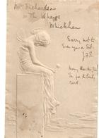 """M.M. Vienna. Bas Relief""  Tuck Continental Series C # 4004 - Tuck, Raphael"