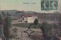 MANDELIEU  Le POLO - (carte Toilée). - France