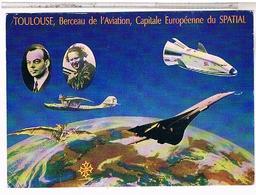 AVION CONCORDE  1989 - 1946-....: Ere Moderne