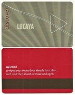 USA Hotelkarte Keycard Vom Lucaya Hotel Auf Den Bahamas - Hotelkarten