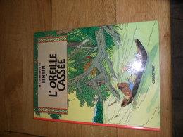 TINTIN - L' OREILLE CASSEE  - CASTERMAN -  REED 1983 - Hergé