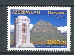 242 AZERBAIDJAN 2003 - Yvert 463 - Mausolee - Neuf ** (MNH) Sans Trace De Charniere - Azerbaïdjan
