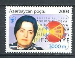 242 AZERBAIDJAN 2003 - Yvert 465 - Ophtalmologie Oeil - Neuf ** (MNH) Sans Trace De Charniere - Azerbaïdjan