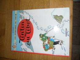 TINTIN - AU TIBET  - CASTERMAN -  REED Sans Date - Hergé