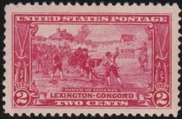 USA      .    Yvert      .   261         .       *     .      Ongebruikt      .   /   .  Mint-hinged - Vereinigte Staaten