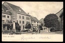 SUISSE, Gruss Aus Hallau (Schaffhausen) - SH Schaffhouse