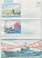 Great Britain Mint Aerogramme - Submarines