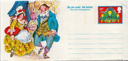 Great Britain Mint Aerogramme - Christmas