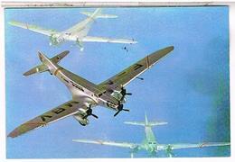 AVIONS ARC EN CIEL COUZINET PILOTE PAR J MERMOZ COLLECTION HELLER - 1939-1945: 2a Guerra