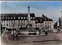 CP Allemagne - SAARBRUCKEN - St-Johanner Markt - N° 1530 - Saarbrücken