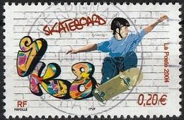 France 2004 - Skateboard ( Mi 3839 - YT 3691 ) - Frankreich